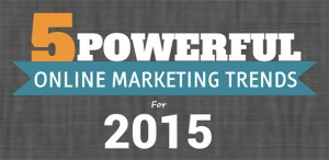 Top 5 Online Marketing Trends That Will Dominate 2015